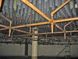 Torretta di desolforazione fatta di vetroresina per industria di protezione dell'ambiente