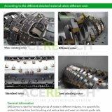 Europäischer Entwurfs-Reißwolf/Granulierer für organischen Plastik