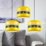 独創性デザイン喫茶店の装飾のためのアルミニウムMacaronsの整形現代ペンダント灯