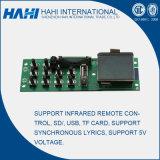 Viruta del módulo de Bluetooth del receptor de la tarjeta audio para USB Decoder-G005