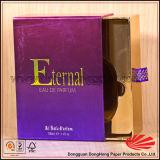 Gaufrage Logo tiroir en forme rigide Boîte en carton pour Parfums