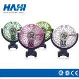 Ventilatore elettrico portatile del ventilatore ricaricabile della mano del USB mini