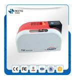 Impressora de alta velocidade do cartão do PVC da impressora T12 do smart card da identificação do plástico