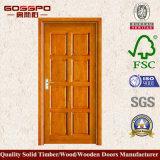 Конструкция 2017 нутряной двери MDF (GSP6-017)