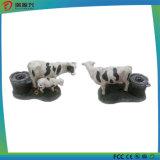 Altofalante de Bluetooth da forma da vaca de Artware dos dispositivos (GEIA-064)