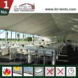 Алюминиевый шатер обедая Hall структуры и поставляя еду шатер для трактира