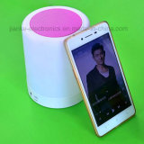 Touch Senser LED Portable Wireless Bluetooth Speaker (533)