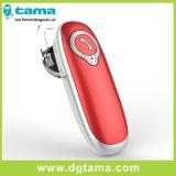 Micrófono, ruido que cancela la función y el receptor de cabeza de Bluetooth del uso del teléfono móvil