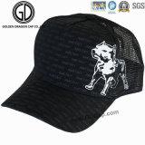 Sombrero del camionero del béisbol de Microfiber de la manera de la alta calidad con insignia impresa
