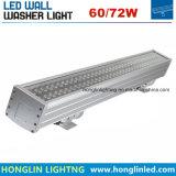 현대 선형 1000mm 108X1w LED 벽 세탁기