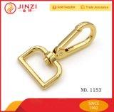 Gancho de leva fuerte del broche de presión del anillo en D para el perro o el bolso