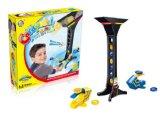 子供のプラスチックデスクトップのボードゲームのカタパルトのおもちゃ