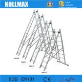 Einseitige 9 Jobstepp-Aluminiumstrichleiter
