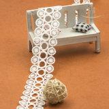 Cerimonia nuziale poco costosa del merletto di alta qualità