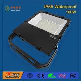 SMD3030 proyector exterior de 100 vatios para muelle