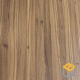 Papier en bois d'Impregnatde de mélamine de modèle des graines de noix rouge pour des meubles