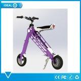 10inch 350W Gummireifen-Schnee-Strand-elektrisches faltbares Fahrrad