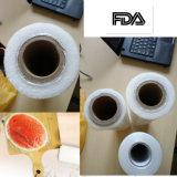 Упаковка еды нового материального PE 100% пластичная льнет пленка