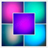 Luz da PARIDADE do diodo emissor de luz da lavagem do zoom de IP20 18*10W RGBW4in1 para a decoração (P18-4)