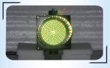 Lámpara mezclada verde roja del tráfico del color del fabricante 200m m del LED