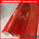 Ivory High Glossy Solid Color Membrane PVC Foil