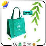 Personalize os sacos de proteção ambiental dobráveis com sacolas de presente