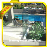Verre feuilleté pour le prix de frontière de sécurité/en verre piscine de partition//verre feuilleté
