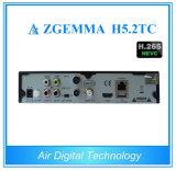 Hevc H. 265 Zgemma H5.2tc Combo dvb-S2+ 2*DVB-T2/C Vrij om Ontvanger van TV van de Lucht de Satelliet