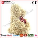 Orso molle dell'orsacchiotto del giocattolo dell'orso della peluche dell'animale farcito per i capretti