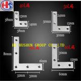 Короткий угольник нержавеющей стали 304 от китайского Manafacturer (HS-AC-002)