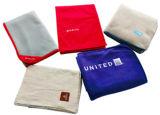 одеяло авиакомпании ватки 100%Polyester устранимое (ES2091819AMA)