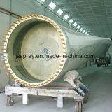 Grande spl-Eu industrial não padronizado da cabine de pulverizador da pintura