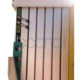 격리된 돛대 공중 일 플래트홈 수압 승강기 (8m)