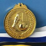 賞のための金属の金張りのブランクメダル