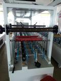 Travail du bois adhésif chaud de profil d'EVA enveloppant la machine diplôméee par TUV