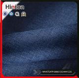 卸し売り伸張のデニムファブリック、インディゴの重い綿のあや織りファブリック