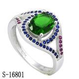 모조 보석 은 다이아몬드 반지 공장 도매
