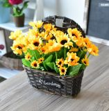 (BC-WF1010) Cestino naturale Handmade del fiore del salice di alta qualità