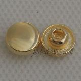 衣服のための方法星のタイプカスタムボタンのリベット