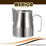 Melk die de Espresso schuimen die van de Container van het Schuim van de Melk van de Waterkruik Koppen meten
