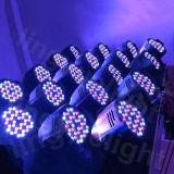alto indicatore luminoso di PARITÀ 64 dell'uscita LED di lumen 54X3w