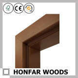 Frame de porta de madeira aprontado MDF do material de construção
