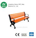 Material no contaminante de WPC para la silla/el banco al aire libre