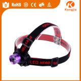 Niedrigpreisiger Scheinwerfer des Verkaufs-Blitz-Licht-Kopf-Lampen-Summen-LED