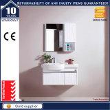 Mobilia europea del Governo di stanza da bagno di legno solido con il Governo dello specchio