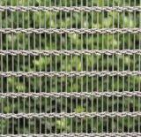 Ячеистая сеть нержавеющей стали архитектурноакустическая декоративная для плакирования стены