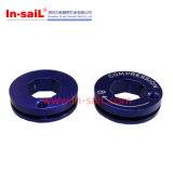 Peça de giro do anel de travamento da maquinaria do CNC