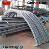Gewinnenträger-Kanal-Stahlsenkfußeinlagen der unterstützungsu