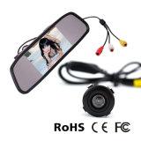 Système de moniteur de miroir de véhicule avec l'appareil-photo 170degree