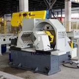 Máquina de corte e corte automática integrada para a linha de produção de bobinas de tubulação